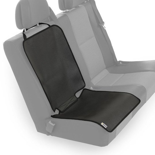 Car Seat Protector Sit On Me - Black
