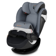 Kindersitz Pallas M - Pepper Black Dark Grey
