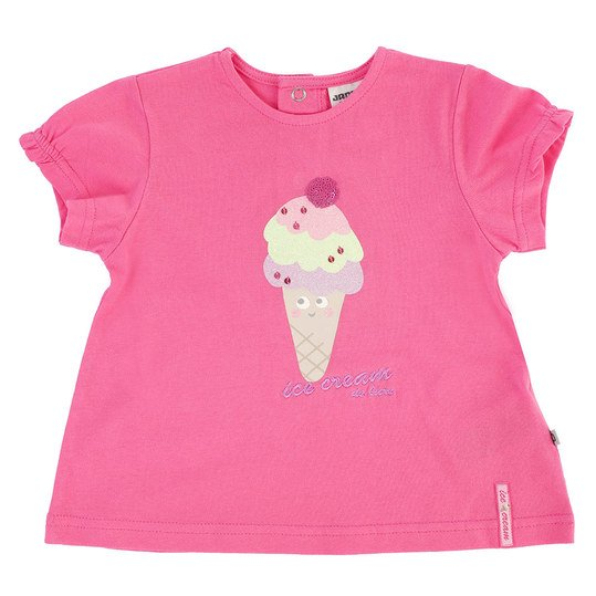T-Shirt Ice Cream - Pink - Gr. 68