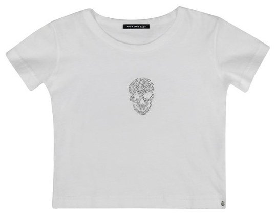 T-Shirt Stud Head - Weiß - Gr. XL