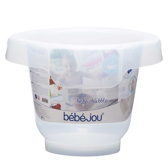 Baby-Badeeimer Bébé Bubble - Transparent