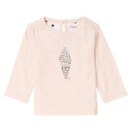 Langarmshirt Easton - Rosa