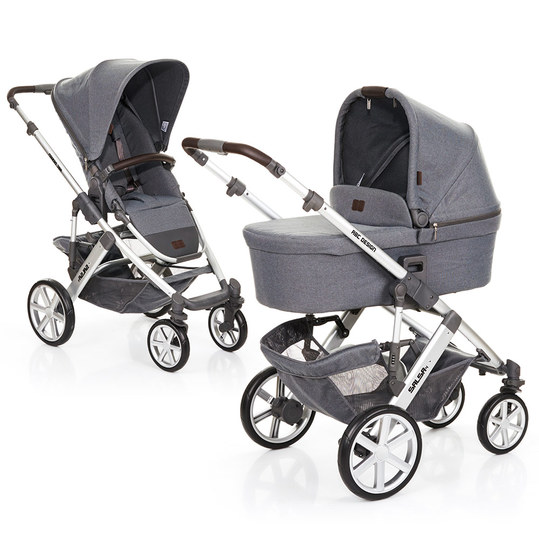 Kombi-Kinderwagen Salsa 4 - Mountain