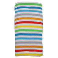 Puckdecke Organic Cotton 90 x 90 cm - Happy Stripes
