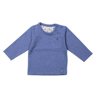 Langarmshirt My handsome One - Blau - Gr. 68