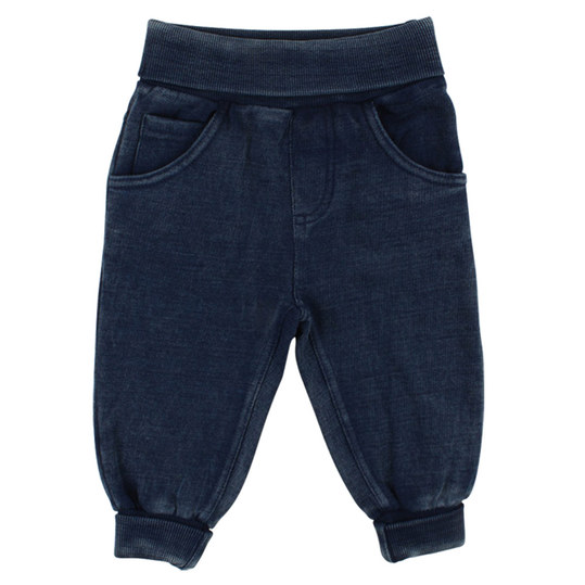 Sweat Hose Enjoy Denim Style - Dunkelblau - Gr. 56
