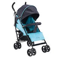 Buggy Styler Happy Colour mit Schlummerverdeck - Blau