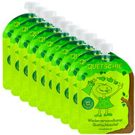 Pack of 10 - Squeeze - reusable squeeze bags - 170ml