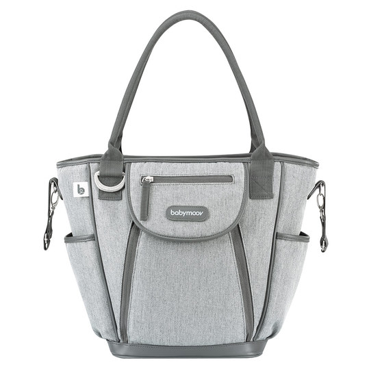 Wickeltasche Daily Bag - Smokey