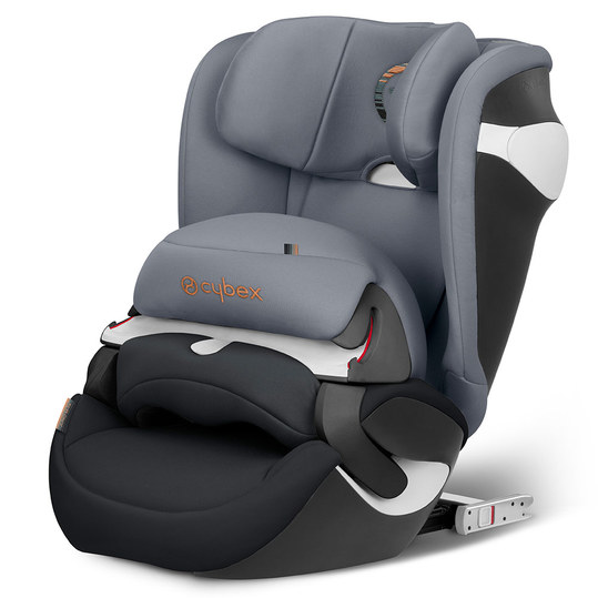 Kindersitz Juno M-Fix - Pepper Black Dark Grey