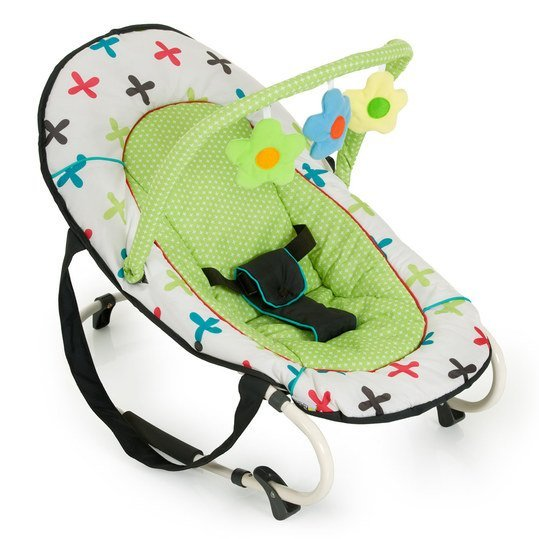 Babywippe Bungee Deluxe - Cross