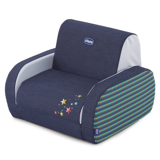 Kindersessel  Chicco - Kindersessel Twist - Special Edition Denim - Babyartikel.de