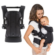 Babytrage Walk 4in1 - Schwarz