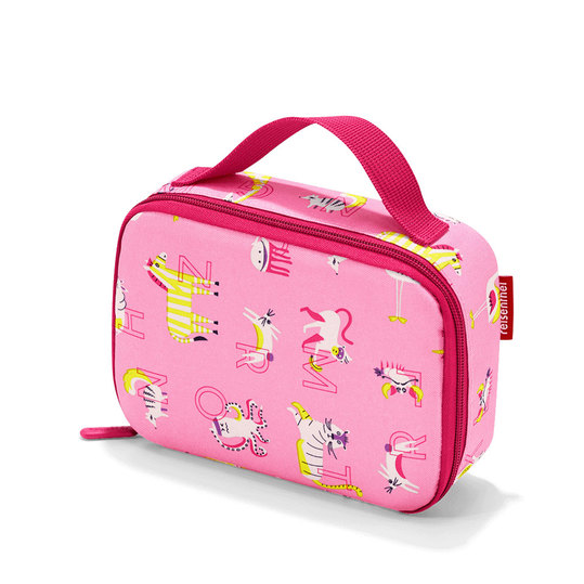 Brotbox Thermocase Kids - ABC Friends - Pink