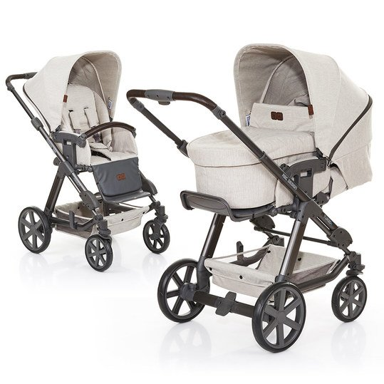 b562ca2516a8 ABC Design - Combi pushchair Turbo 4 - Camel - Babyartikel.de