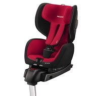 Kindersitz Optiafix - Racing Red