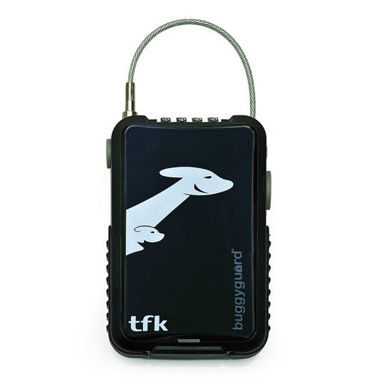 TFK pushchair lock Buggyguard