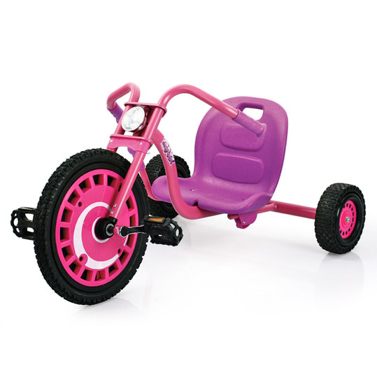 Gokart Typhoon - Dreirad Chopper / Trike - Pink Purple