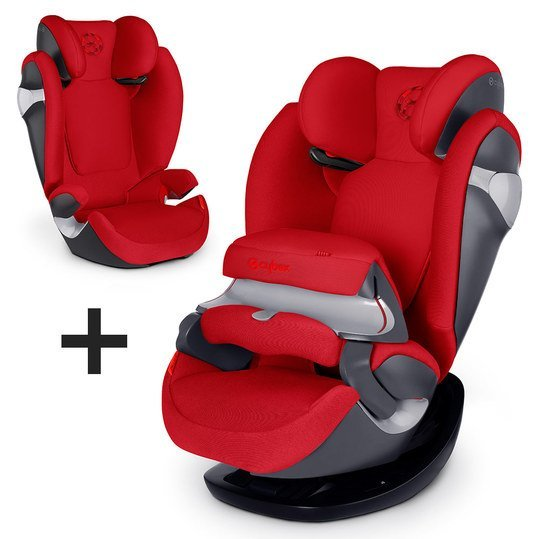 Kindersitz Pallas M - Hot & Spicy