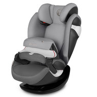 Kindersitz Pallas M - Manhatten Grey Mid Grey