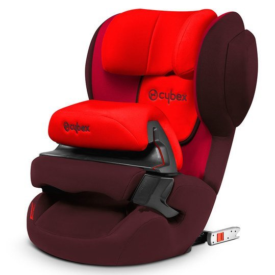 Kindersitz Juno-Fix - Rumba Red