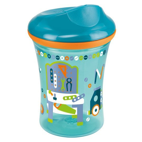 Trinklern-Becher Easy Learning Vario Cup 250 ml - Petrol