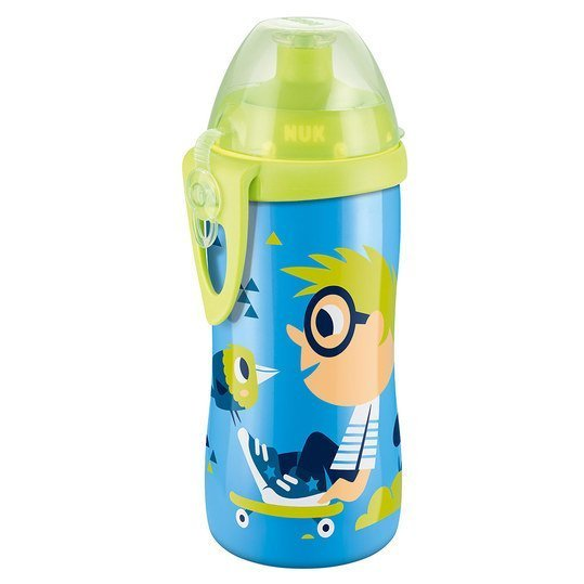 Trinkflasche Junior Cup 300 ml - Skater