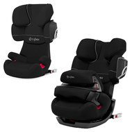 Child seat Pallas 2-Fix - Pure Black