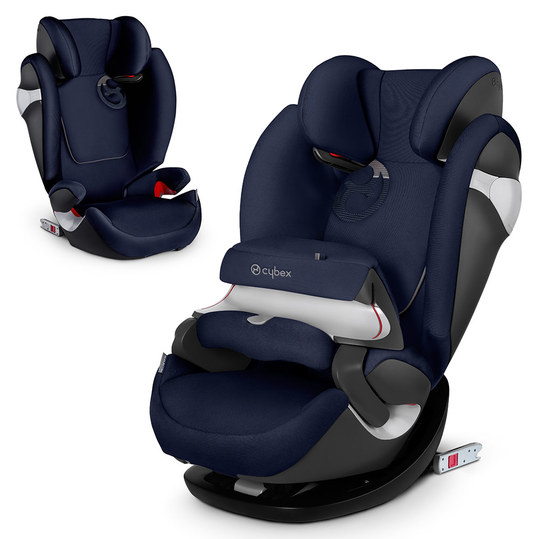 cybex kindersitz pallas m fix midnight blue. Black Bedroom Furniture Sets. Home Design Ideas