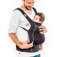 Babytrage Close To Me Carrier - Black