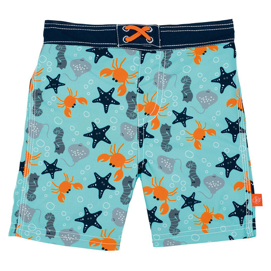 Bade-Windelshorts - Star Fish - Gr. 0 - 6 M