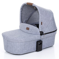 Carrycot for sibling carriage Zoom - Graphite Grey