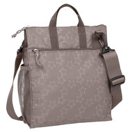 Wickeltasche Casual Buggy Bag - Reflective Star - Slate