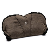 Handmuff City Line - Brown Fishbone