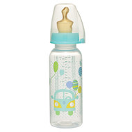 PP-Flasche Family 250 ml - Latex - Gr. 1 M - Bus