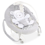Babywippe Leisure - Teddy Grey
