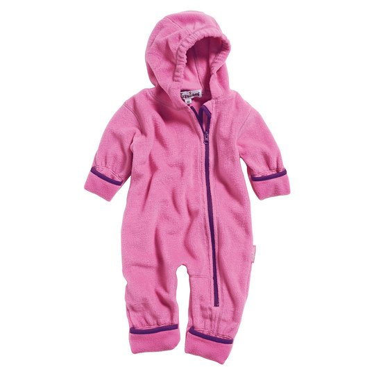 playshoes fleece overall gr 74 pink lila. Black Bedroom Furniture Sets. Home Design Ideas