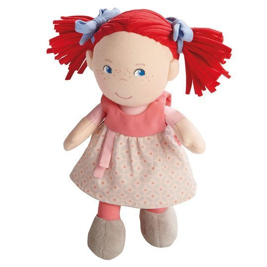Cuddly doll Mirli in gift tin 20 cm