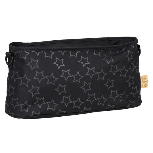 Buggy-Organizer Casual - Reflective Star - Black