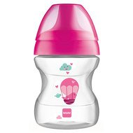 Trinklern-Flasche Learn to Drink Cup Fashion 190 ml - Pink