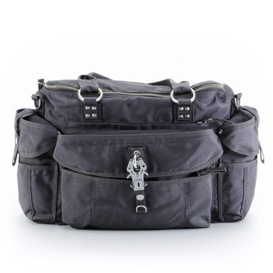 Wickeltasche Baby 2 Go - Grey-p-fruit