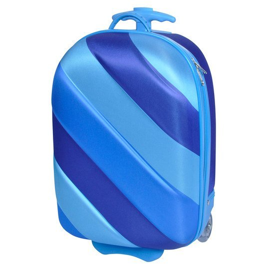 Trolley 2 in 1 Bouncie - Blau