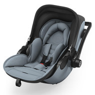 Babyschale Evoluna i-Size 2 inkl. Isofix-Basis- Polar Grey