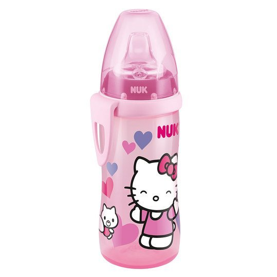 PP-Flasche Active Cup 300 ml - Hello Kitty