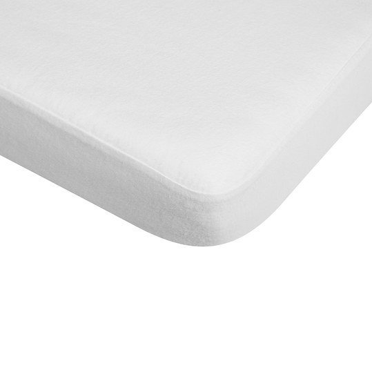 2fed06adca Playshoes - fitted sheet Molton waterproof 70 x 140 cm - white ...