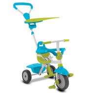 Smart Trike - Dreirad Zip - 3 in 1 mit Touch Steering - Blue Green