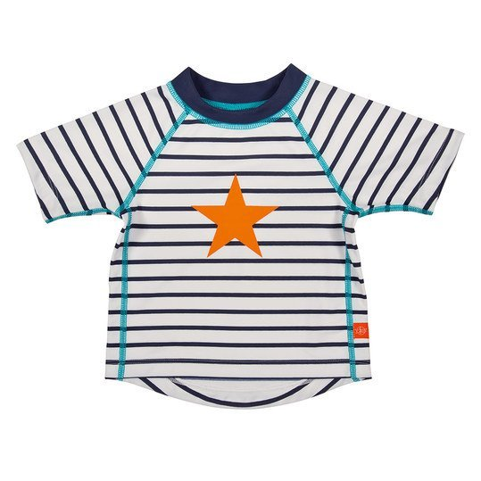 Schwimm-T-Shirt - Sailor - Gr. 0 - 6 M