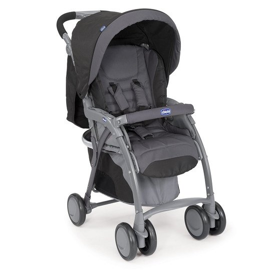 Buggy Simplicity Plus Top - Anthracite