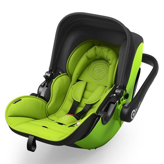 Babyschale Evolution Pro 2 - Lime Green