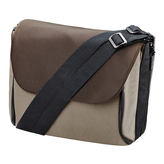 Wickeltasche Flexibag - Earth Brown